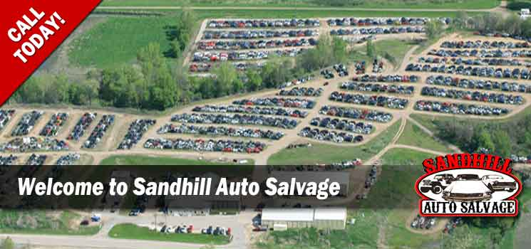 Thousands of New & Used Auto & Truck Parts
